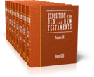John Gill's Exposition of the Bible