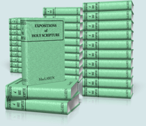 Expositions of Holy Scripture (MacLaren) books