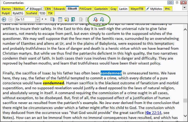 SwordSearcher Blog – Software for Believing Bible Study