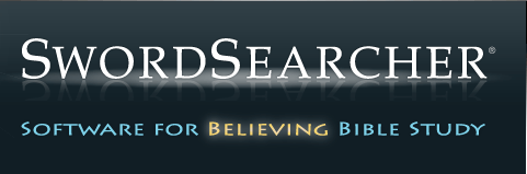 SwordSearcher: Software for Believing Bible Study