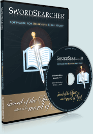 SwordSearcher Bible Software Deluxe CD-ROM