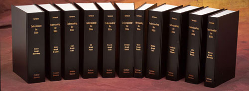 Understanding the Bible 11 volume set
